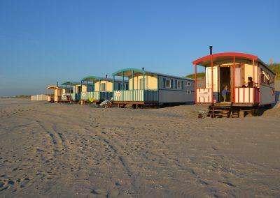 Pipowagens strand